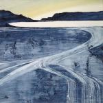 Calgary Bay - Receding Tide (SOLD)