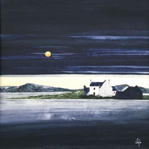 Blue Dawn - Old Ferry House, Grasspoint (SOLD)