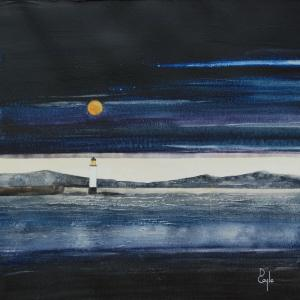 Erray Lighthouse - Dusk (SOLD)