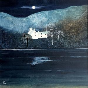 Macquarie House - Moonlit