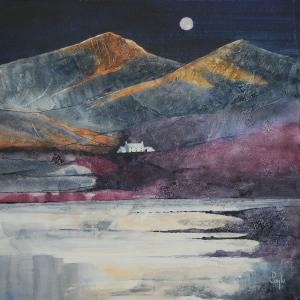 Ben More - Moonlit